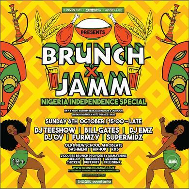 Brunch & Jamm