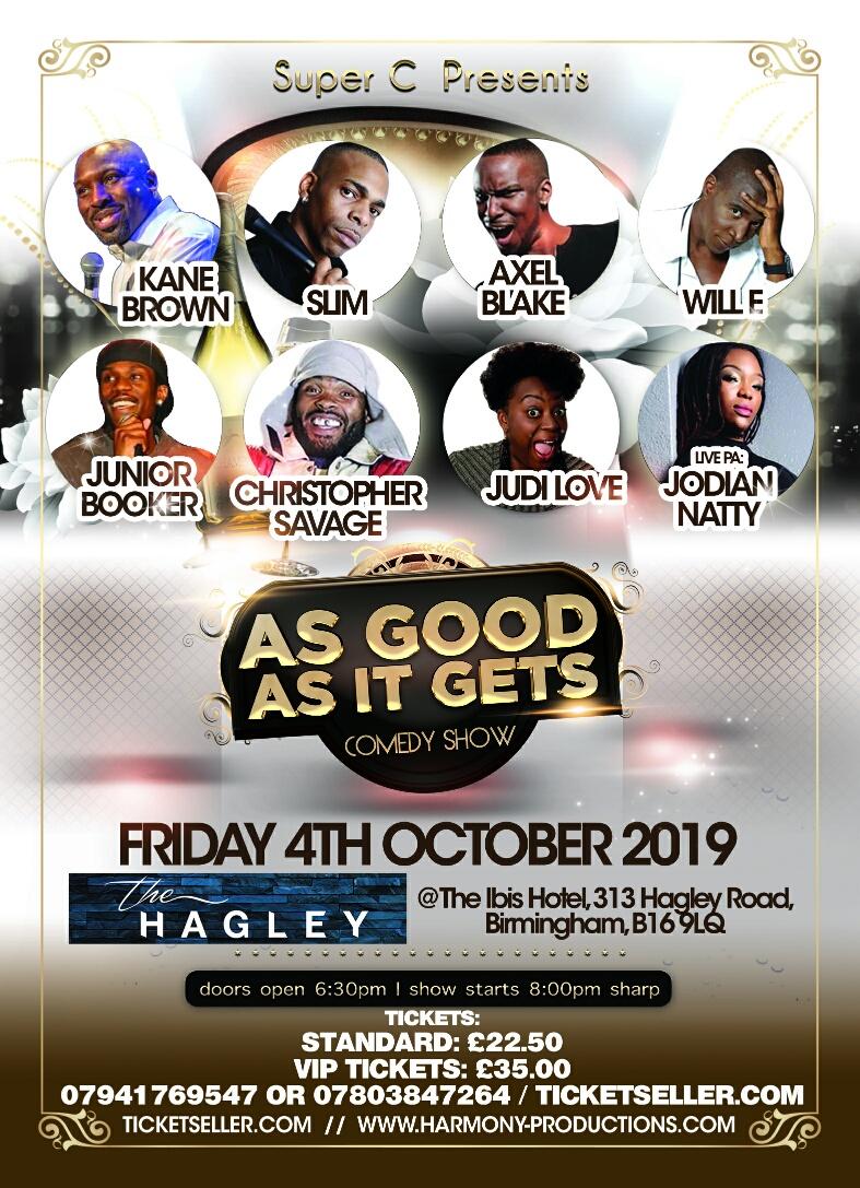 As Good As it Gets (Birmingham)
