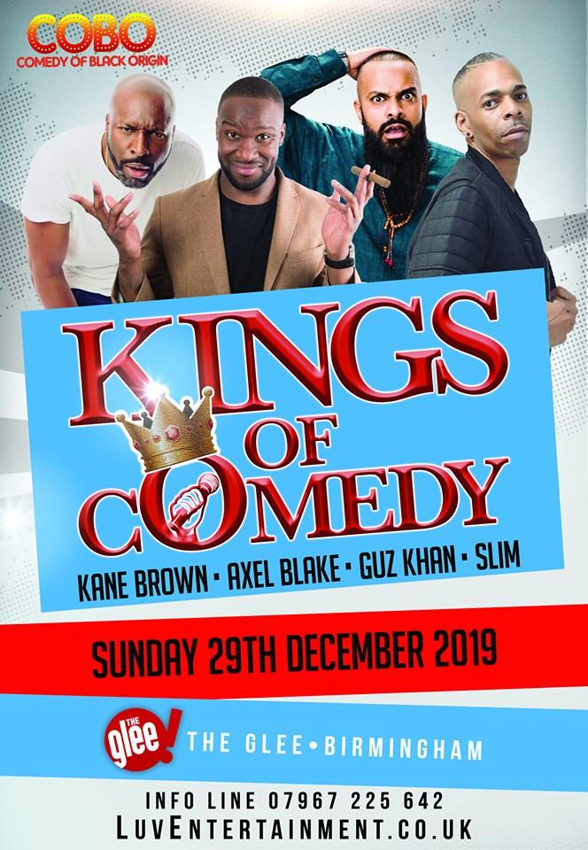Kings Of Comedy 2019