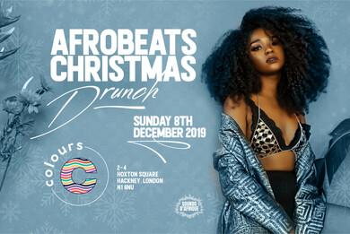 Afrobeats Christmas Drunch