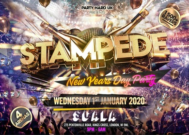 Stampede - New Years Day Party