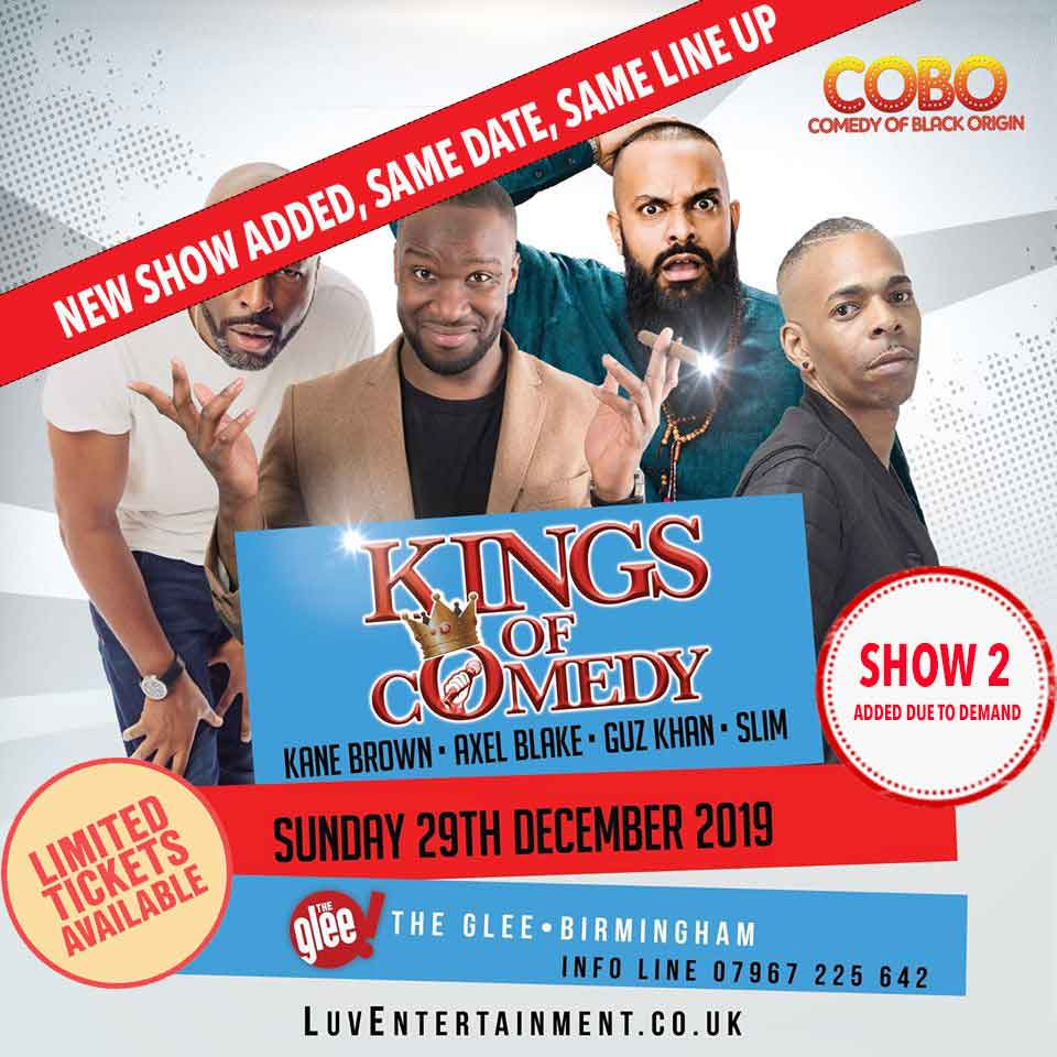 Kings Of Comedy 2019 Show 2