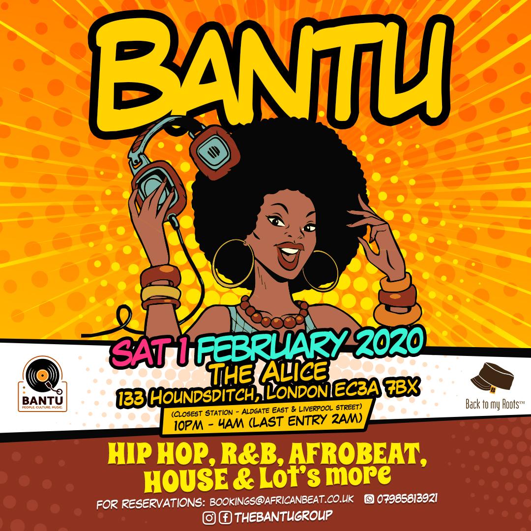 BANTU Feb 2020
