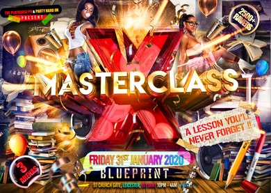 MasterClass X - A Lesson You'll Never Forget