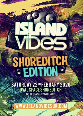 Island Vibes The Shoreditch Edition