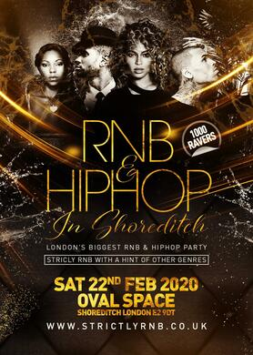 RnB & HipHop in Shoreditch