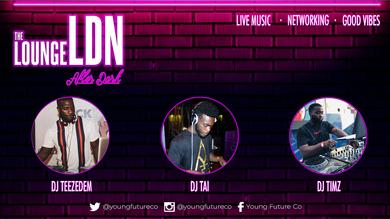 The Lounge LDN (Live Music Night)