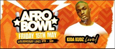 Kida Kudz Live @ AFROBowl