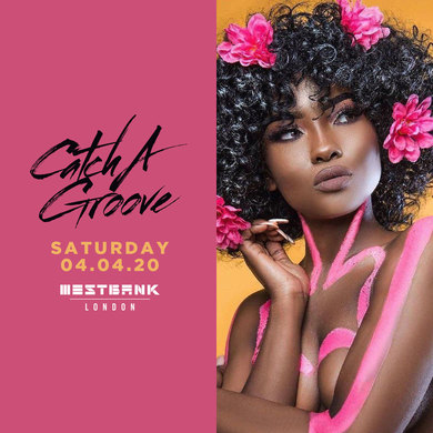 Catch A Groove - Sat 4th April