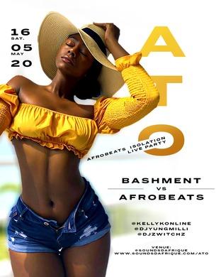 ATO  | #AfrobeatsvBashment