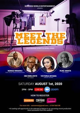 Meet the Legends (MTL)