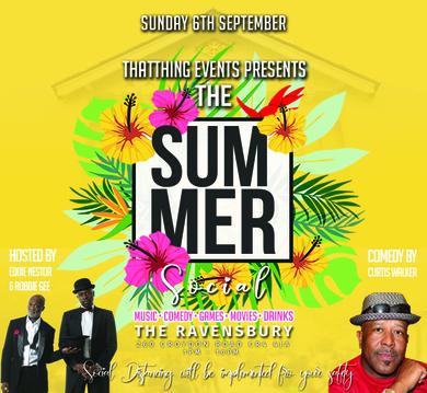 ThatThing The Summer Social 6th Sept 2020