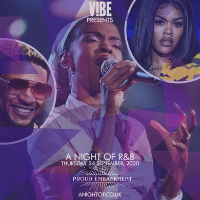 A Night of R&B Dinner + Show