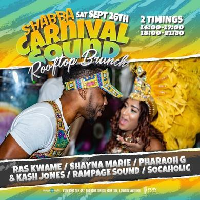 Carnival Sound Rooftop Brunch