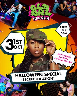 Old Skl Brunch - Halloween Special!