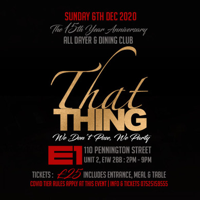 ThatThing The 15th Anniversary