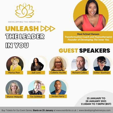 Unleash The Leader In You Virtual Masterclass