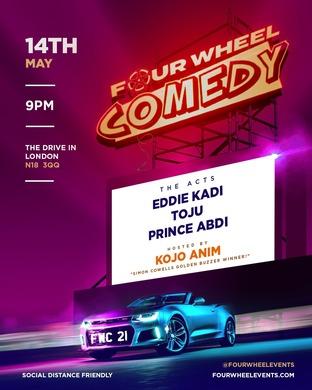Four Wheel Comedy 2021