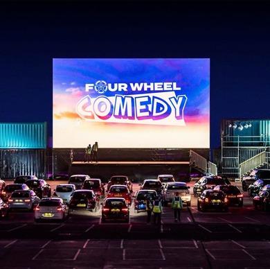 Four Wheel Comedy Summer Edition