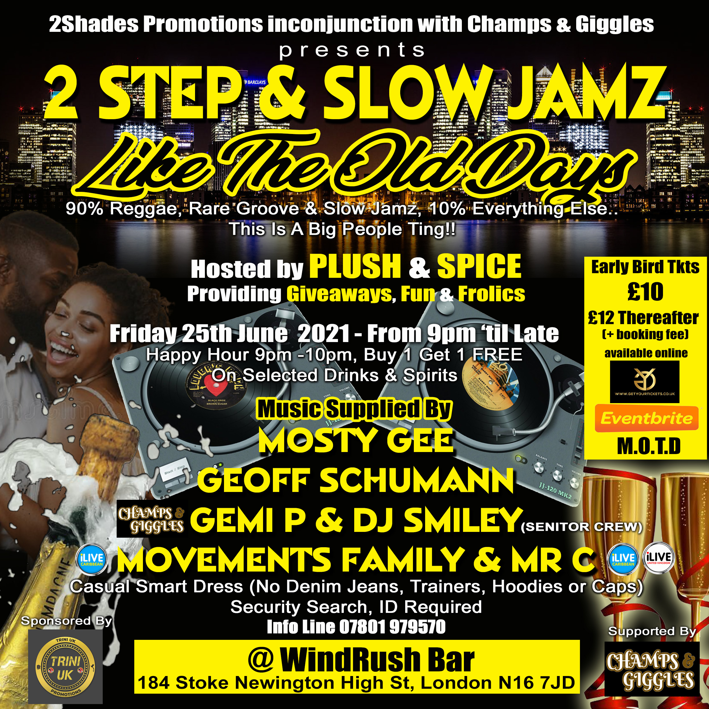 2 STEP & SLOW JAMZ, Like The Old Days
