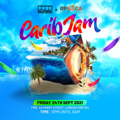 Pure Bacchanal - CARIB JAM!