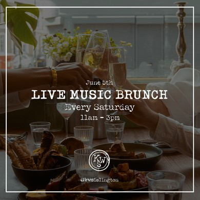 Live Music Brunch