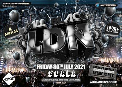 All Black London   #AllBlackLDN