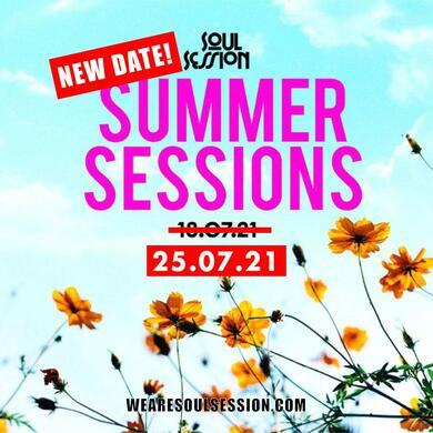 Soul Session Presents Summer Session