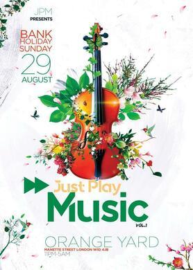 Just Play Music (JPM)