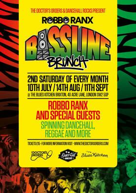 TDO & Robbo Ranx's present: Bassline Brunch