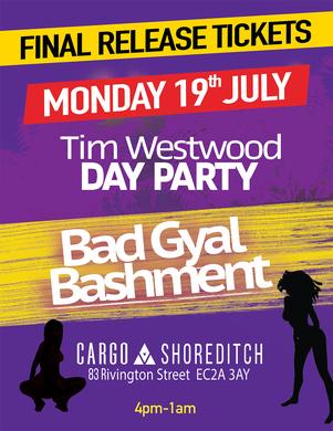 Tim Westwood Day Party - Lockdown Dun!