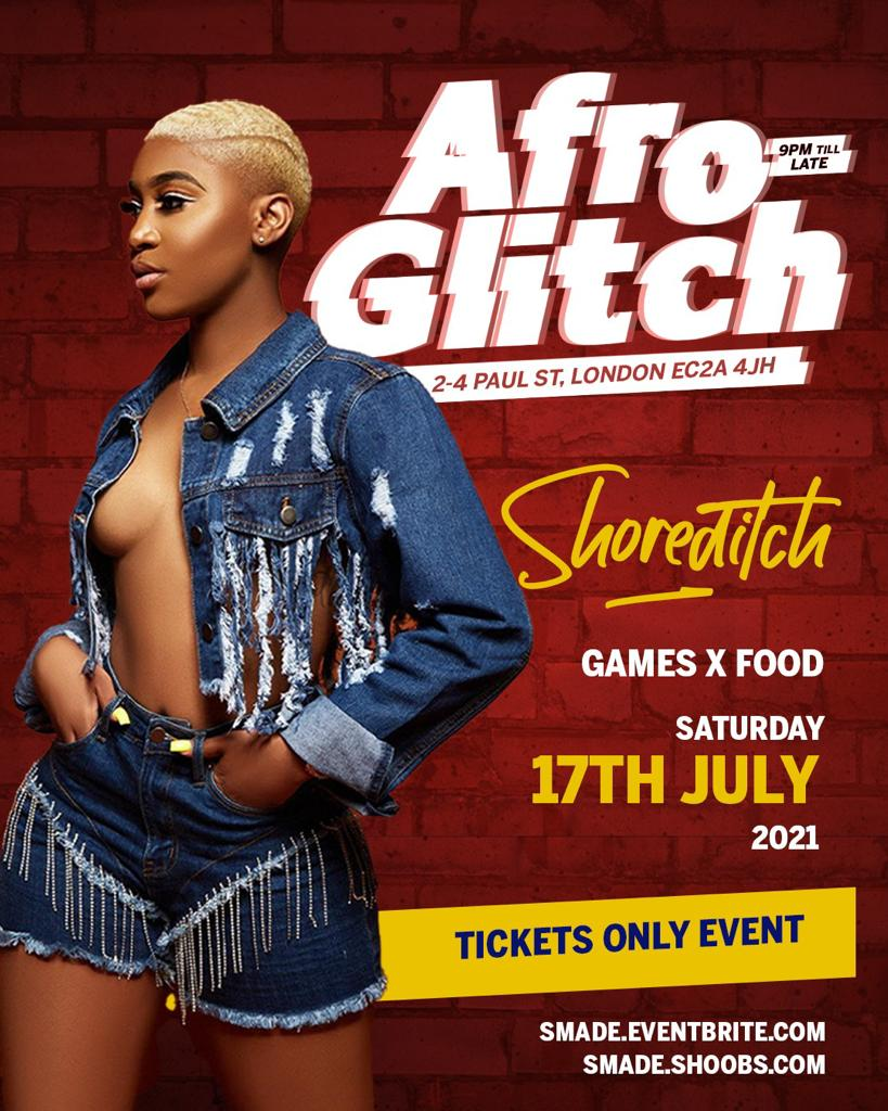 Afrobeats Glitch JUL 17