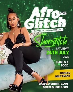 Afro Glitch JUL 24