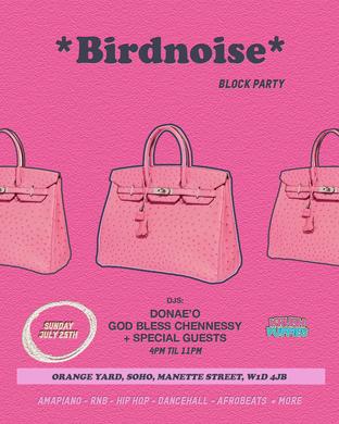 *Birdnoise* Block Party