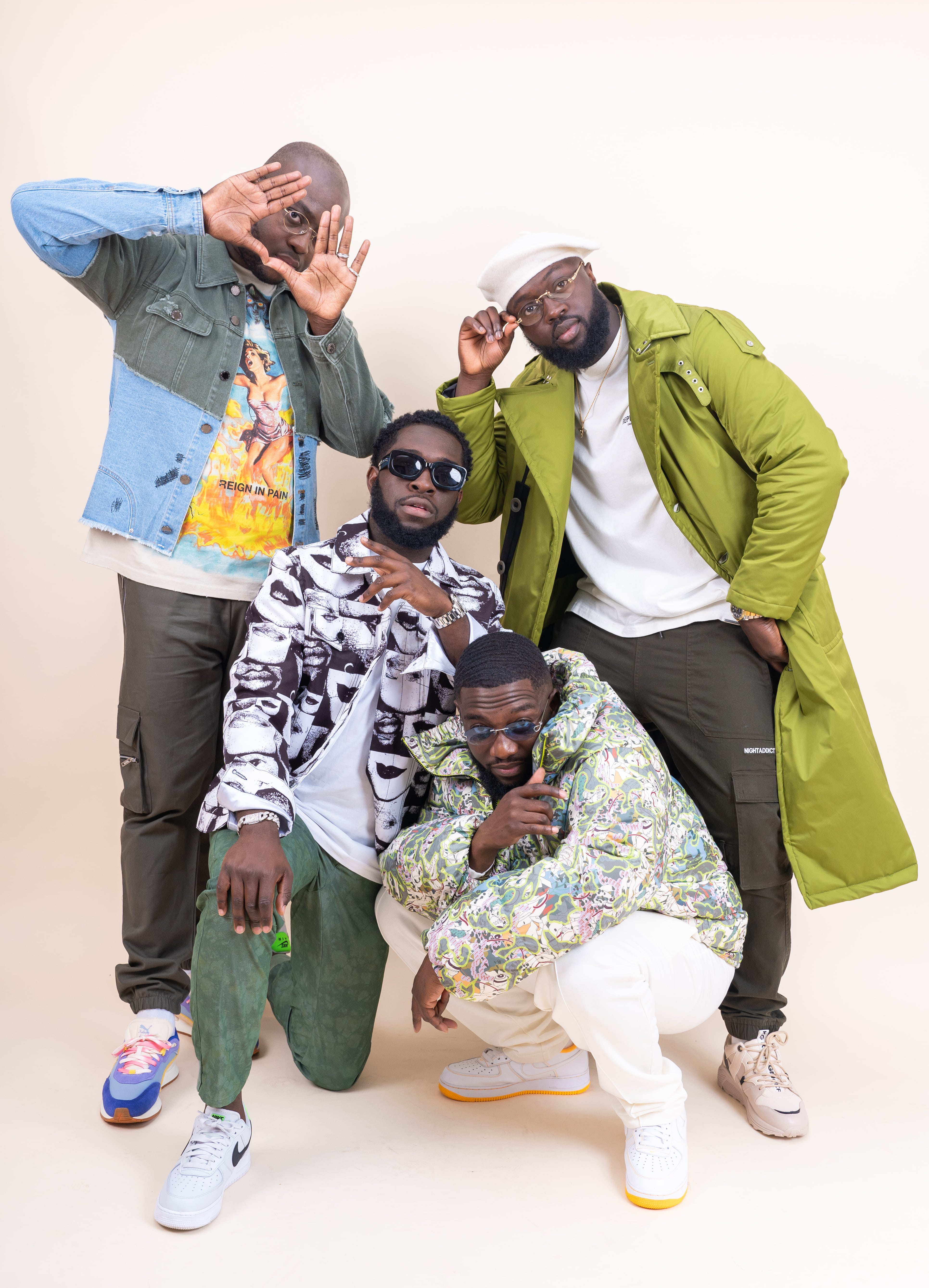 A Night with The Compozers - Manchester