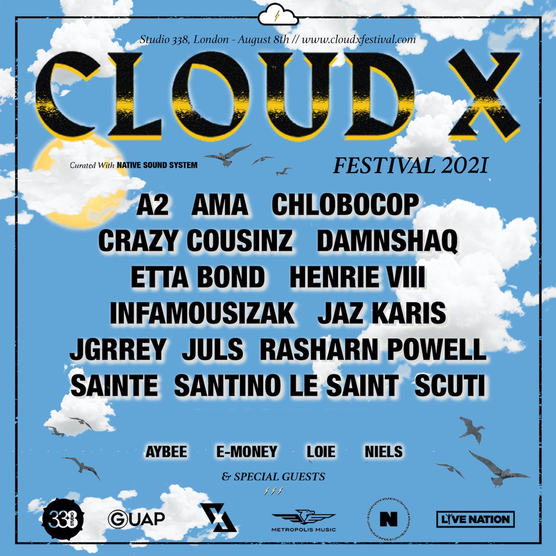 Cloud X Festival