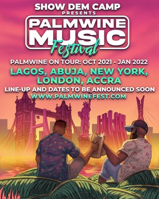 Palmwine Music Festival 2021