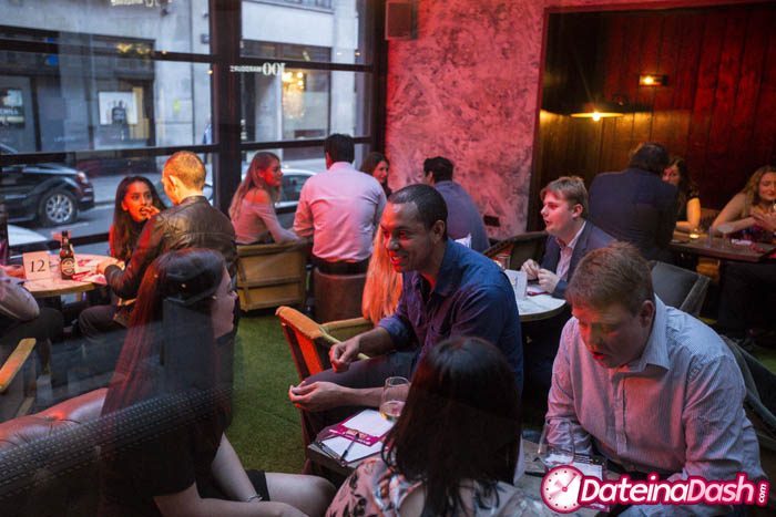Speed Dating @ 100 Wardour St (Ages 24-36)