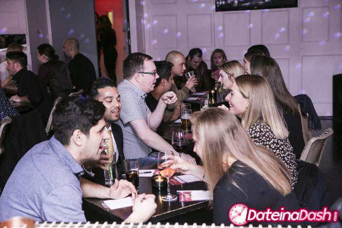 Speed Dating Balham @ The Exhibit (23-35)