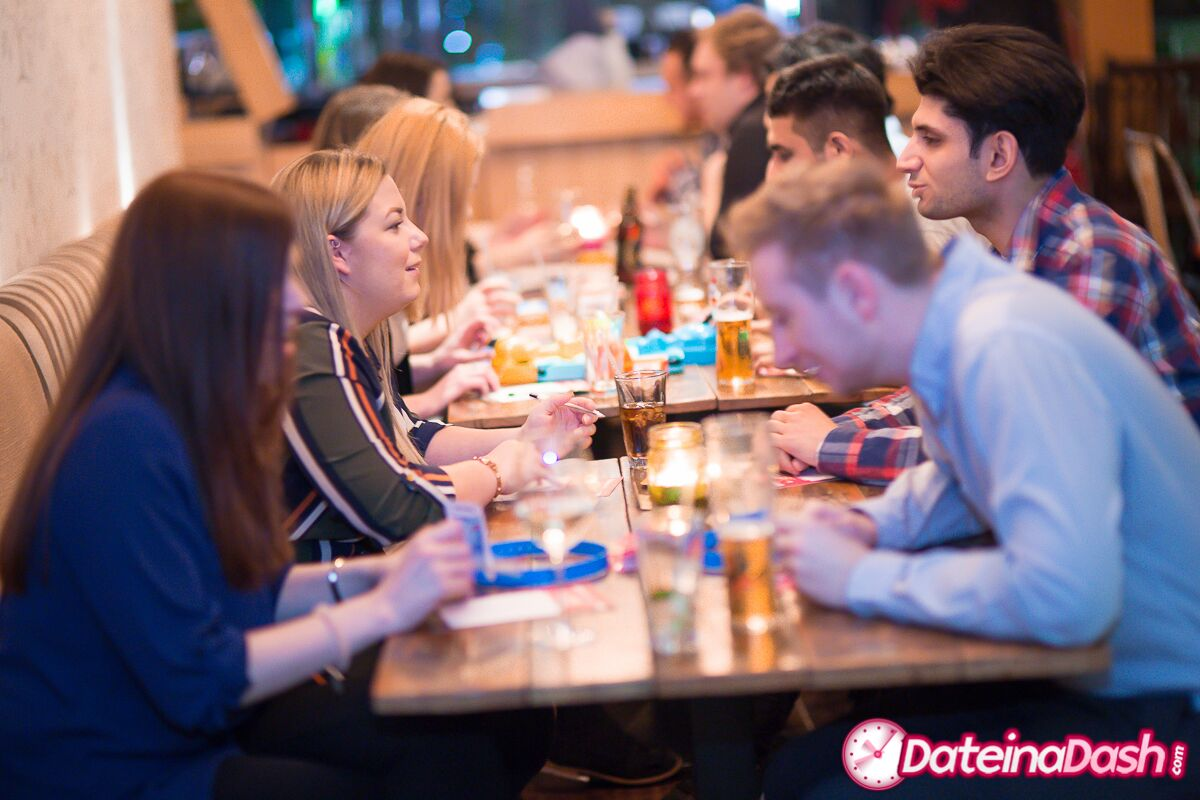 Speed Dating in Clapham (Ages 21-30)