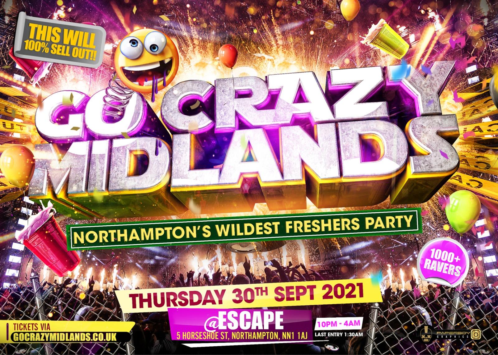 Go Crazy Midlands