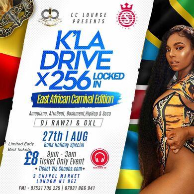KLA DRIVE Carnival Edition