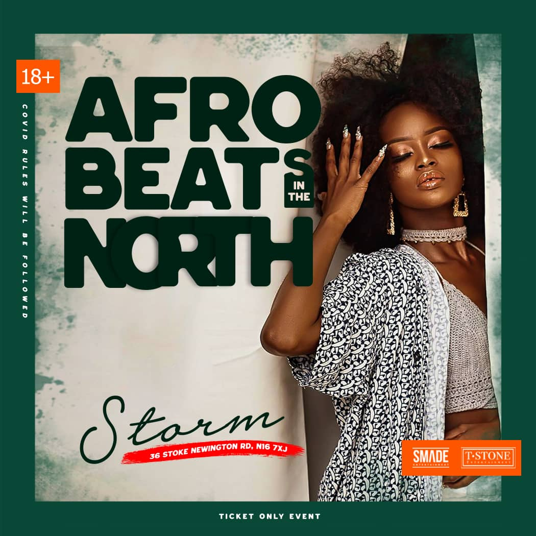 AfroBeats In The North AUG 29 - Bank Holiday Sunday
