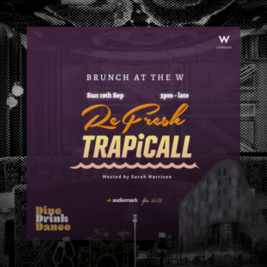 Day Party at The W - Refresh x Trapicall
