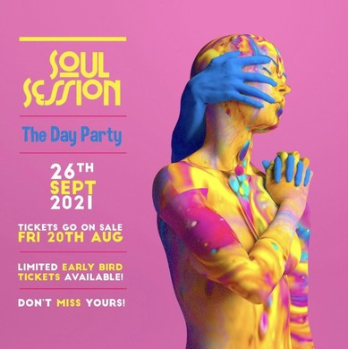 Soul Session - End Of Summer Party