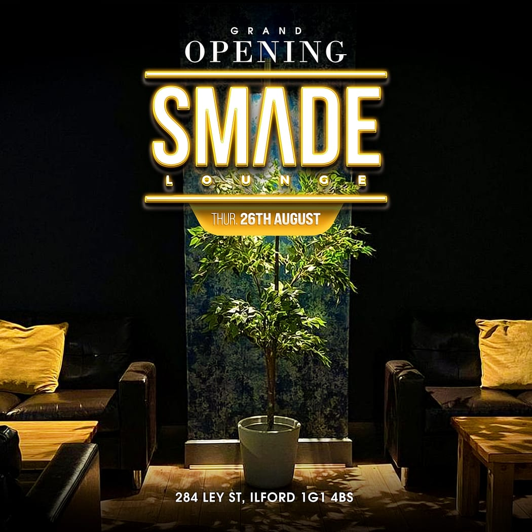 SMADE Lounge Grand Opening Party