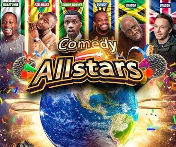 Comedy Allstars Carnival Special