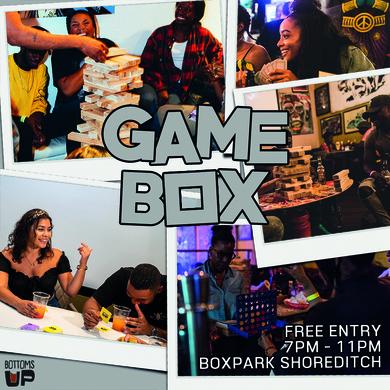 Game Box - FREE Event @ Boxpark