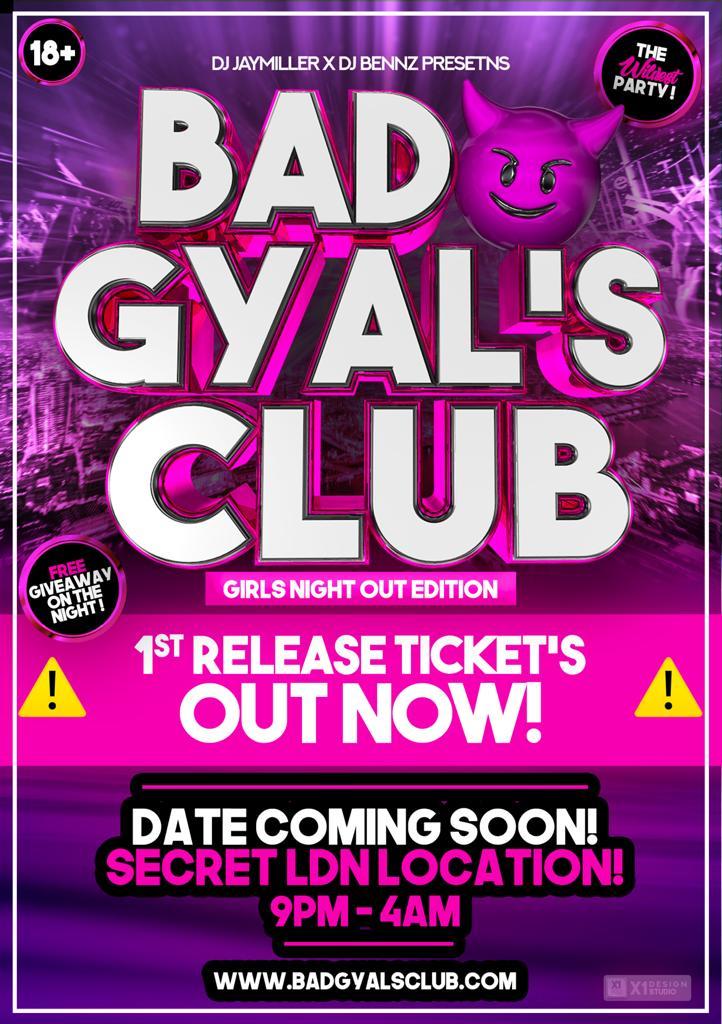 Bad Gyal's Club