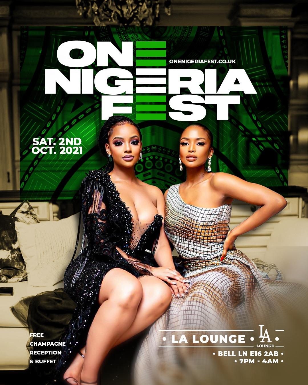 One Nigeria Fest: Nigeria Independence
